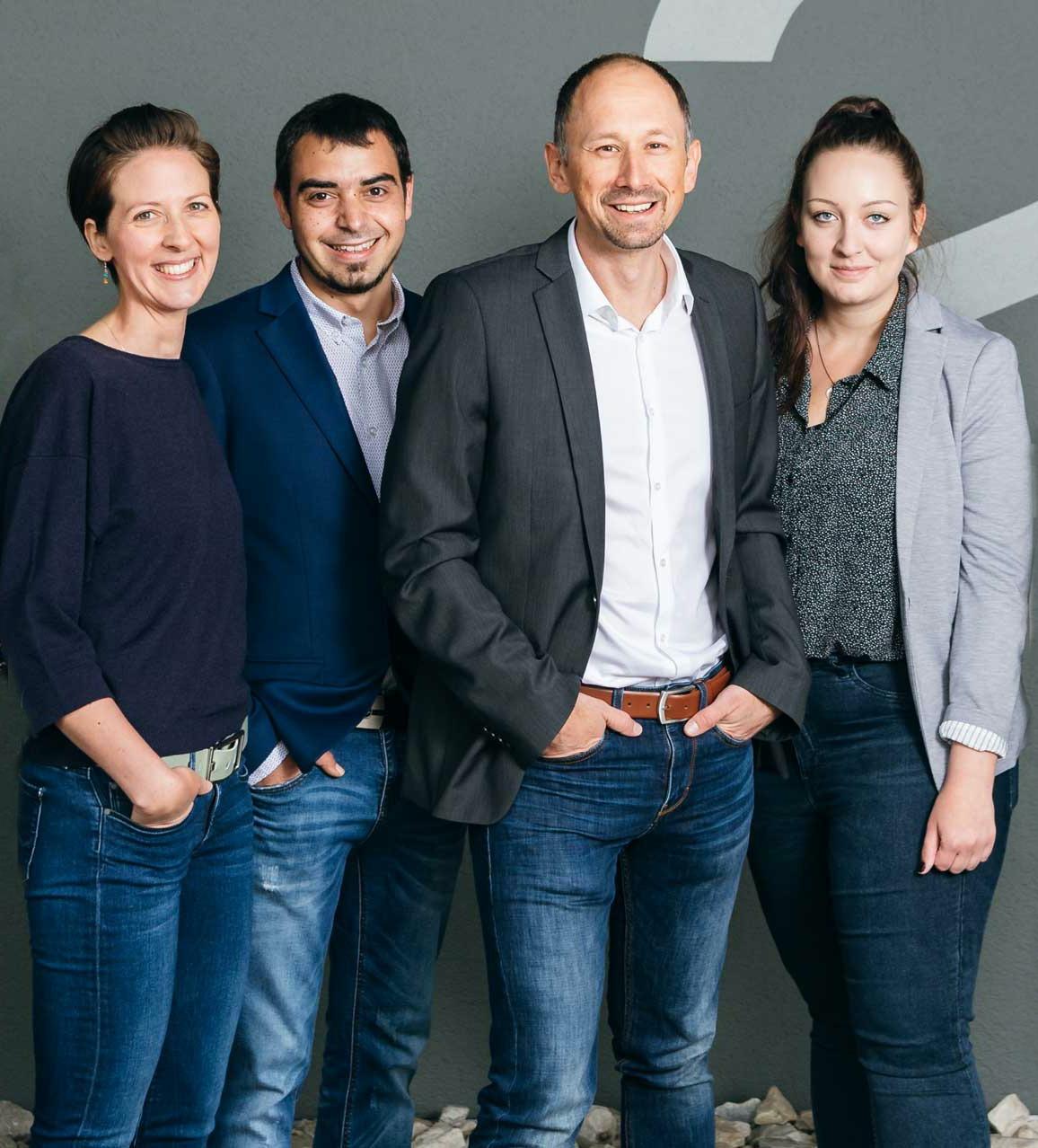 Nordsteg Team Bild